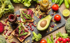Вегетарианская диета может защитить тучных людей от диабета