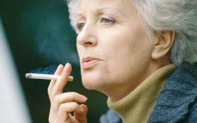 Женское курение грозит астмой даже у внуков