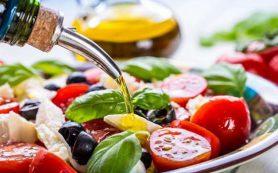 Средиземноморская диета полезна для здоровья печени