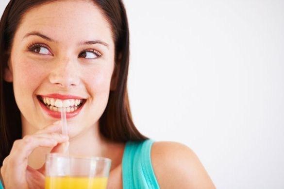 Продукты, повреждающие зубы