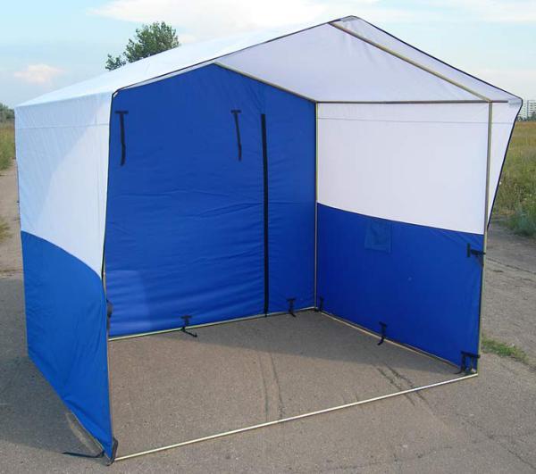 Особенности торговых палаток