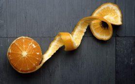 Врачи поведали о пользе апельсиновой кожуры