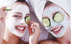 Натуральные увлажняющие маски для лица