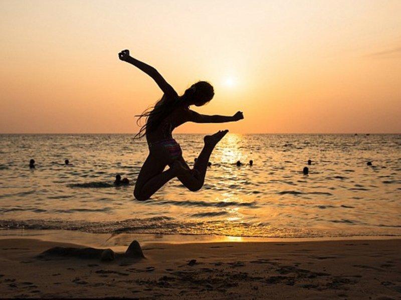 Получить позитив от отпуска можно даже не выходя в отпуск