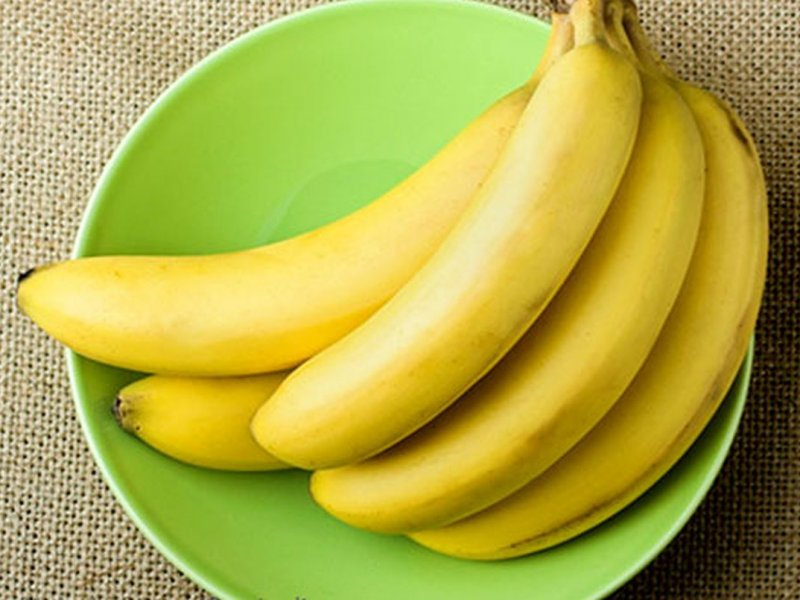 Бананы помогают избавиться от жира на животе