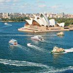 Главные города Австралии