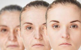 Лицо человека с возрастом теряет симметрию