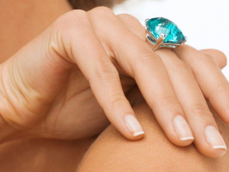 Кольца на пальцах влияют на здоровье
