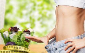 Растворимые волокна помогут похудеть к Новому году
