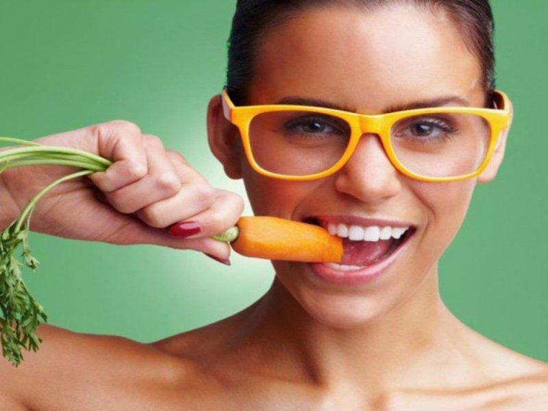 Еда для глаз: как питаться, чтобы сохранить зрение