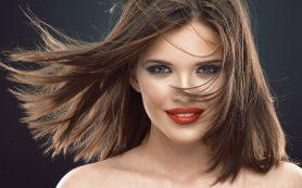 Горячая вода разрушает липидный слой волос