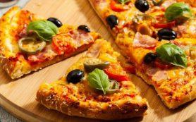 Чем полезна пицца?