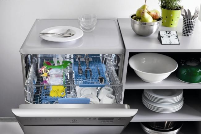 Ученые обнаружили в посудомоечных машинах опасные бактерии