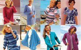 Цветотип и одежда. Женская одежда от дизайнера Sonya Kress.