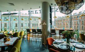Ресторан Априори — отличное место для отдыха всей семьёй.