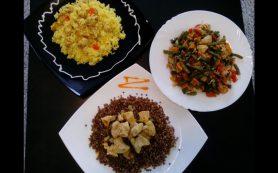 Еда для семьи: быстрый полноценный ужин
