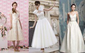 Стили свадебных платьев: поиск своего стиля