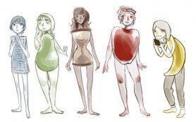 Ученые рассказали о самом «здоровом» типе фигуры