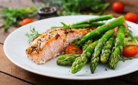 Рыба для женского здоровья