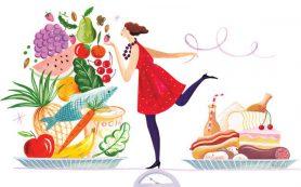 Подсчет калорий реально помогает худеть