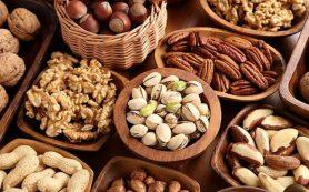 Пригоршня орехов в день поможет похудеть