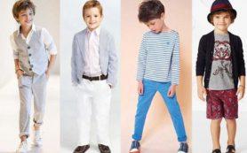 Мальчиковая одежда для лета