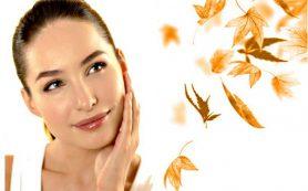 Как заботиться о коже лица в осеннее время?