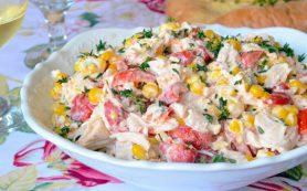Диетолог: не кладите это в салат, если худеете