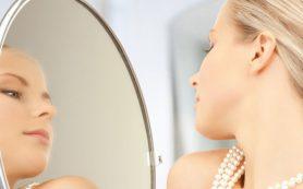 Женщинам полезно как можно реже смотреться в зеркало