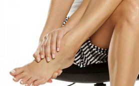 5 способов справится с сухой кожей ног
