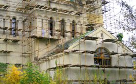 Восстановление памятников архитектуры