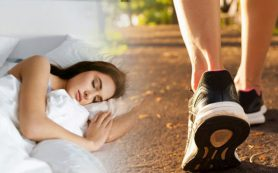 Врачи: никогда не занимайтесь спортом, если не выспались