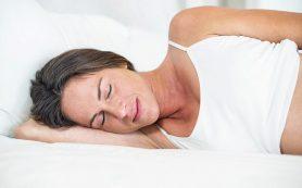 Позы сна, которые опасны для здоровья