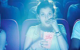 Поход в кино назвали разновидностью тренировок