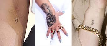 Две новые татуировки Риты Оры