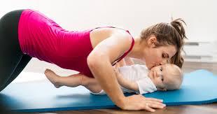 Спорт после родов: важные моменты