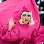 Pink winter: ну очень розовый образ Леди Гаги