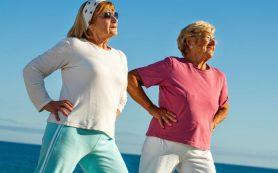 Фитнес от старения