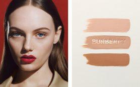 Burberry + 1: Фран Саммерс стала новым лицом Burberry Beauty