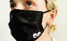 +1 рецепт красоты во время пандемии: сатиновая защитная маска