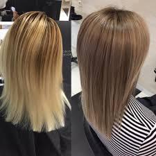 Темный блонд — хит в окрашивании этого сезона