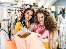 Одержимые шопингом