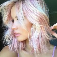 Модное окрашивание: жеодовые волосы