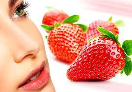Уход за кожей: свежая клубника