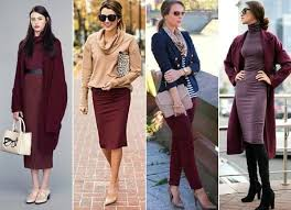 Как одеваться в офис осенью