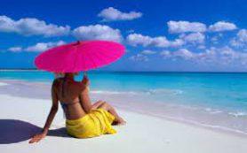 Отдых на пляже: загораем и худеем