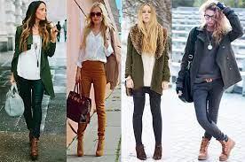 Женские ботинки и ботильоны. С чем носить и сочетать?