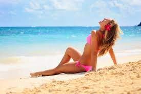 Как забыть о проблемах с кожей во время пляжного сезона?