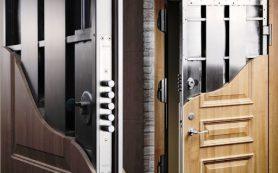 Материалы для отделки бронированных дверей