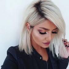 Бьюти-тренд: платиновый блонд и самые модные стрижки